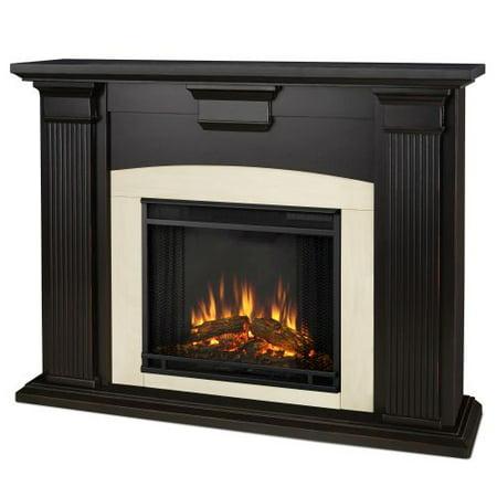 adelaide indoor electric fireplace blackwash