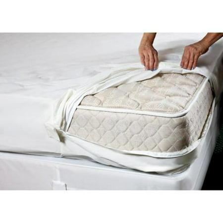 Complete Encaement Cotton top ZIpperd Bed Bug Waterproof ...