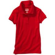 George Girls School Uniform Short Sleeve Polo Shirt with Scotchgard (Little Girls & Big Girls)