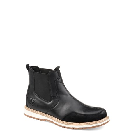 Daxx Men's Benson Leather Chelsea Boot