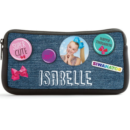 2b33aa570ac Personalized JoJo Siwa Kids Pencil Case