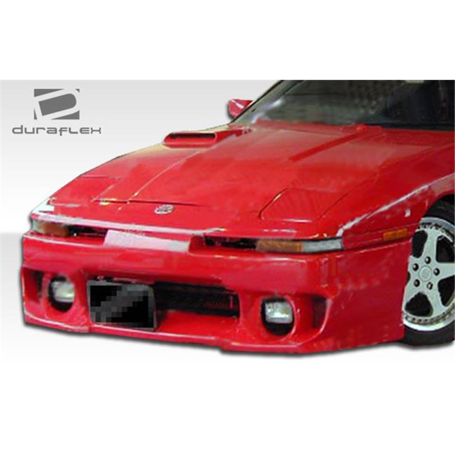 Duraflex 100737 1986-1992 Toyota Supra Demon Front Bumper...