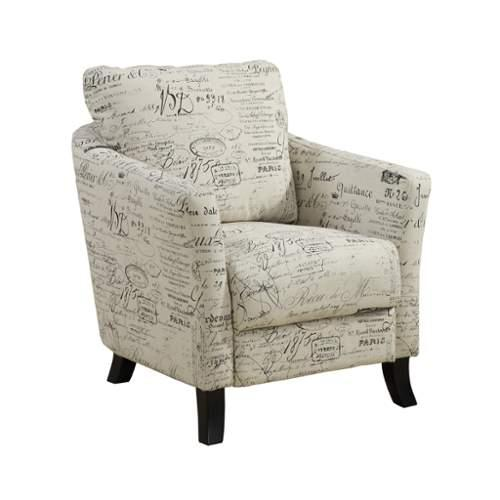 Monarch Specialties  Fabric accent chair I  Seating  Furniture  Occasional Chairs  ;Vintage Fabric