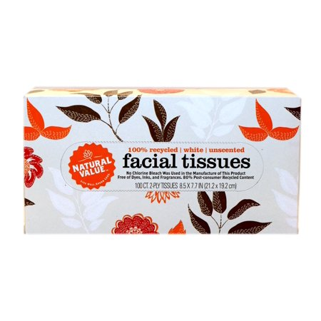 Image result for natural value facial tissue