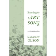Listening to Art Song - eBook