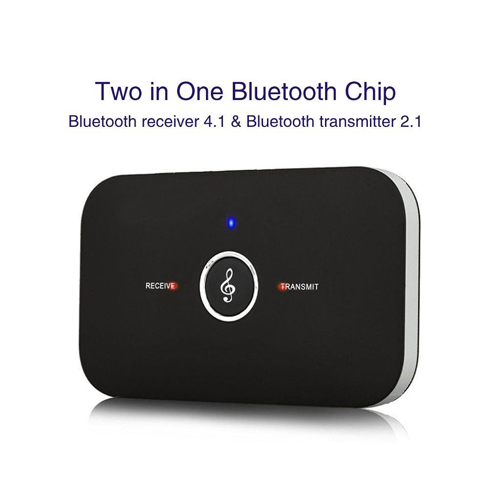ELEGIANT 2 In 1 Wireless bluetooth Transmitter + Receiver A2DP Stereo Audio Music Adapter