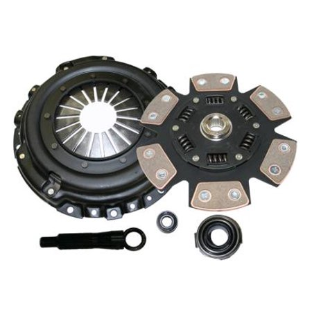 Competition Clutch Stage 4 - 6 Pad Clutch - 02-06 RSX Type S / 06-11 Civic SI