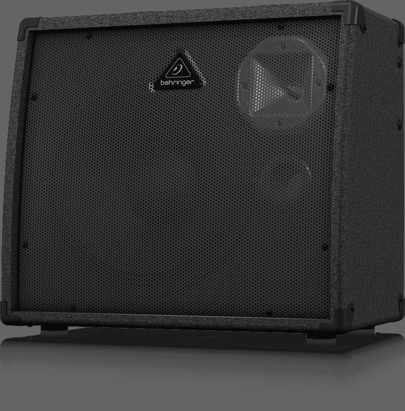 Behringer Ultratone K900FX 90-Watt 3-Channel PA System/Keyboard Amplifier w/ FX