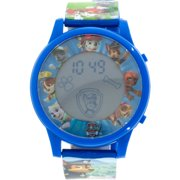 Nickelodeon Boys LCD Animation Watch