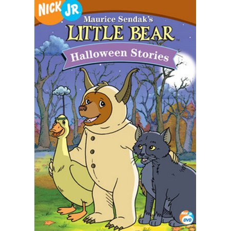 Little Bear: Halloween Stories (DVD) for $<!---->