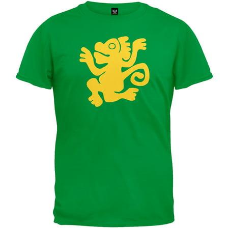 Halloween Green Monkeys Costume T-Shirt