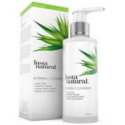 Best Anti Aging Face Washes - InstaNatural Vitamin C Cleanser, Anti Aging Brightening Face Review