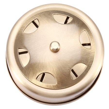 Peahefy Épaissir Cuivre Acupuncture Moxa Box Contrôle de température réservoir de brûleur Moxibustion Soins de Santé, réservoir de Moxibustion, Boîte de Moxibustion - image 2 de 4