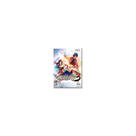 Samurai Warriors 3 - Wii](Samurai Worrior)