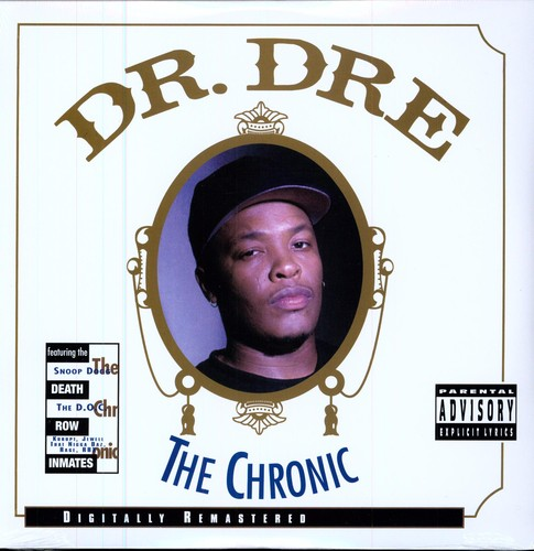 Dr. Dre - Chronic (Explicit) (Vinyl)