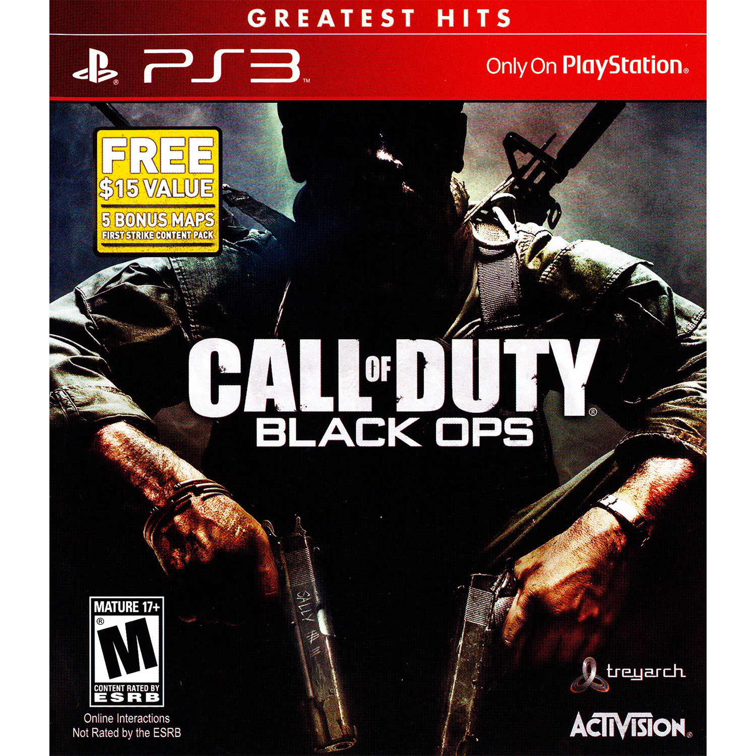 Activision Call Of Duty Black Ops (PS3)