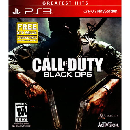 Activision Call Of Duty Black Ops (PS3) (Cheat Codes For The Godfather 2 Ps3)