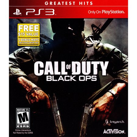 Activision Call Of Duty Black Ops (PS3) (Call Of Duty Black Ops 2 Psp)