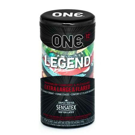 ONE® Legend Condom 12pk (One Condoms)