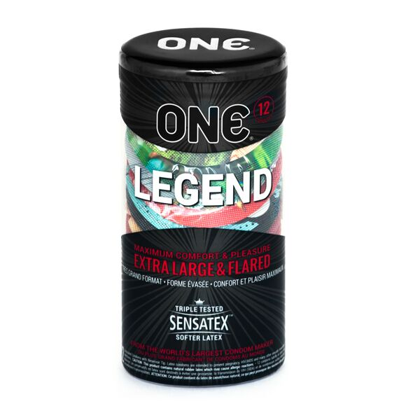 ONE® Legend Condom 12pk