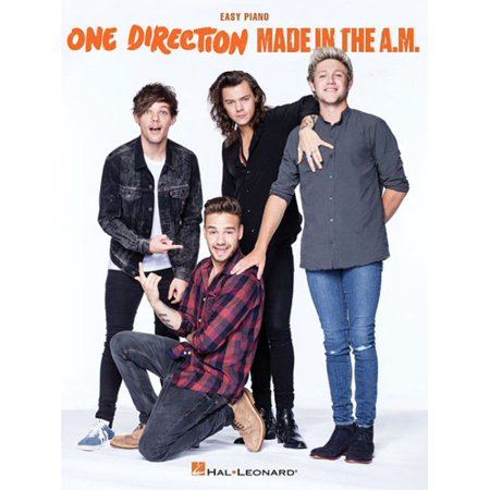 One Direction - Made in the A.M. (Paperback)