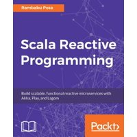 Scala Reactive Programming - eBook