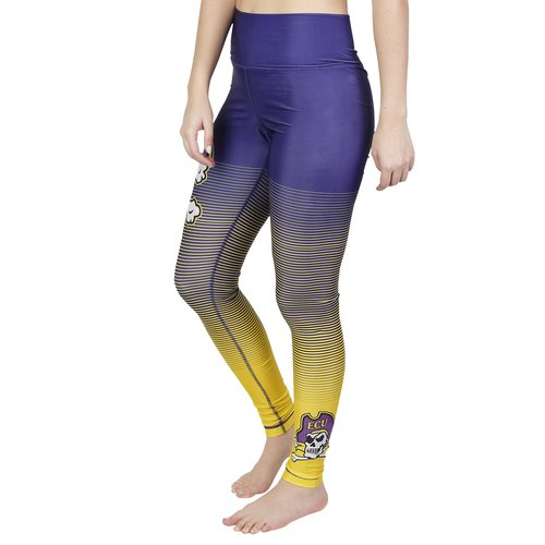 NCAA East Carolina Fringe Ladies' Sublimated Legging