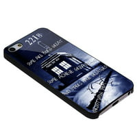 Ganma Dr Who Tardis Harry Potter Case For iPhone Case (Case For iPhone 6s white)