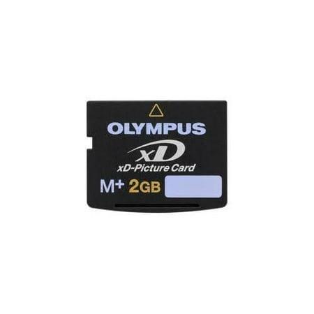 Olympus Stylus 810 Digital Camera Memory Card 2Gb Xd Picture Card  M  Type
