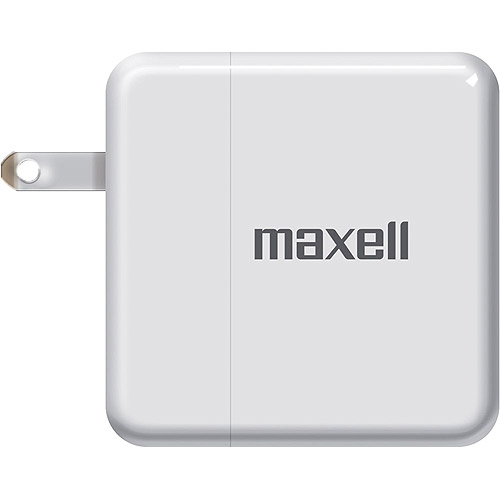 MAXELL 191224 - P24 iPad(R)/iPhone(R)/iPod(R) USB Power Charger