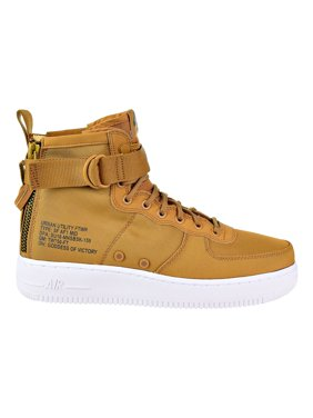 bc454366e9e1 Product Image Nike SF Air Force 1 Mid Men s Shoes Desert  Ochre Sequola-White 917753-
