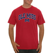 Russell NCAA Ole Miss Rebels Men's Classic Cotton T-Shirt