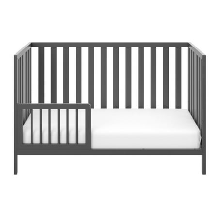 Storkcraft Bed Rails (Storkcraft Toddler Bed Rail Gray )