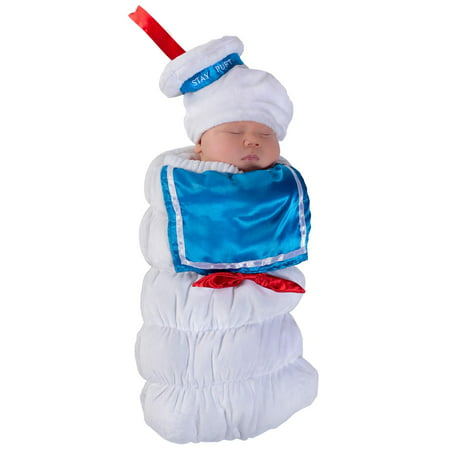 Ghostbusters Stay Puft Swaddle 0-3M for $<!---->