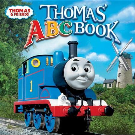 Please Read to Me (Paperback): Thomas' ABC Book (Thomas & Friends) (Paperback)
