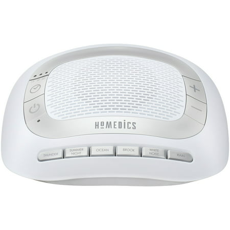 HoMedics Sound Spa Rejuvenate Portable Sound