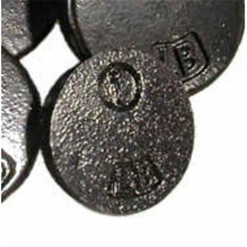 Penn Scale 1 LB WT Cast Iron Weight - Metal