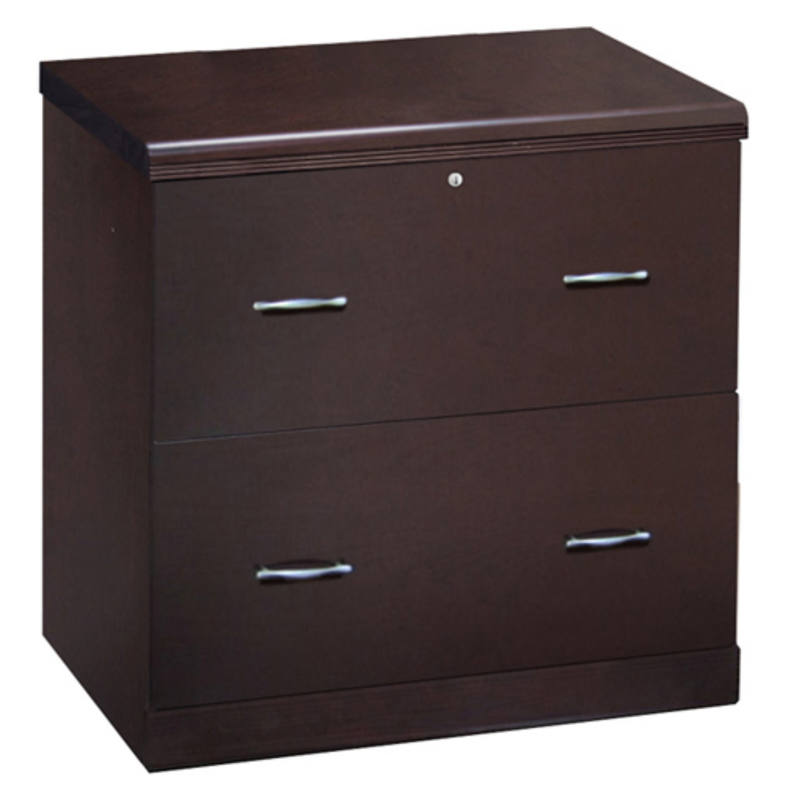 walmart file cabinets 2 drawer lateral wood lockable filing cabinet espresso 28131