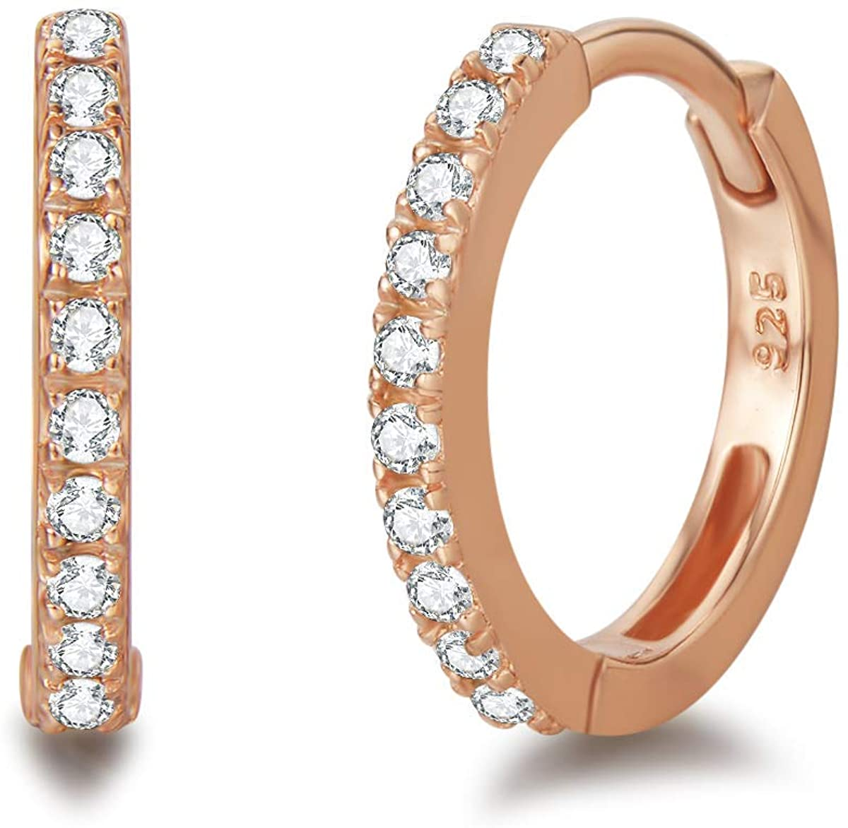 CZ Stone Tiny Gold Plated Ring