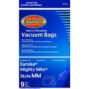 Replacement Vacuum Bag for Envirocare 60295BA-6 / 153-9 Single Pack Replacement Vacuum Bag