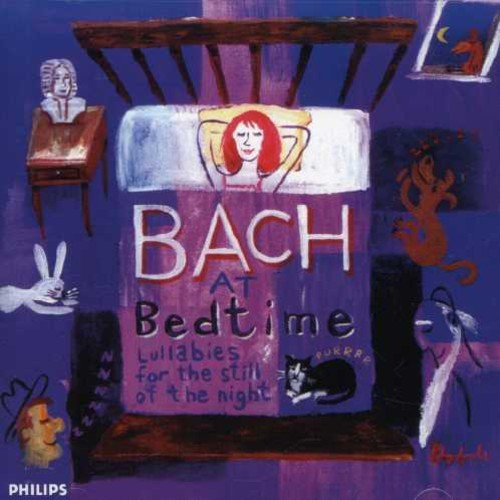 Bach At Bedtime / Various