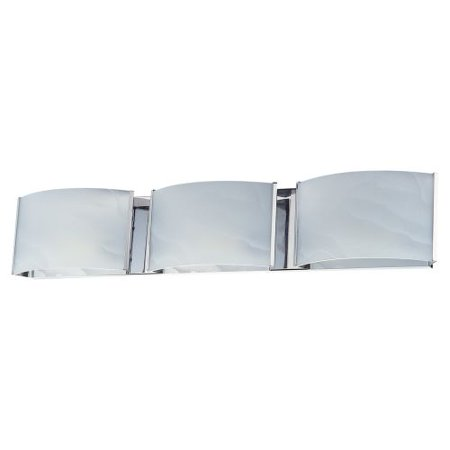 DVI Lighting DVP1743 Vanguard 3 Light Halogen Bathroom Vanity ...