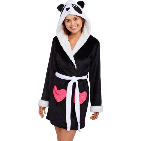 (Body Candy Huggable Luxe Critter Sleepwear Robe)