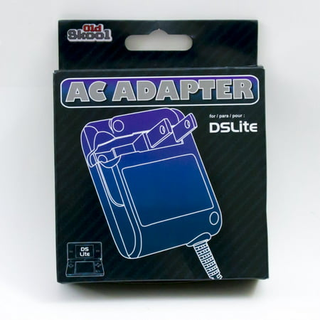 Nintendo DS Lite Foldable Flip AC Adapter Charger