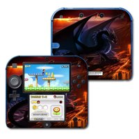 Glossy Glitter Skin for Nintendo 2DS Fantasy Collection