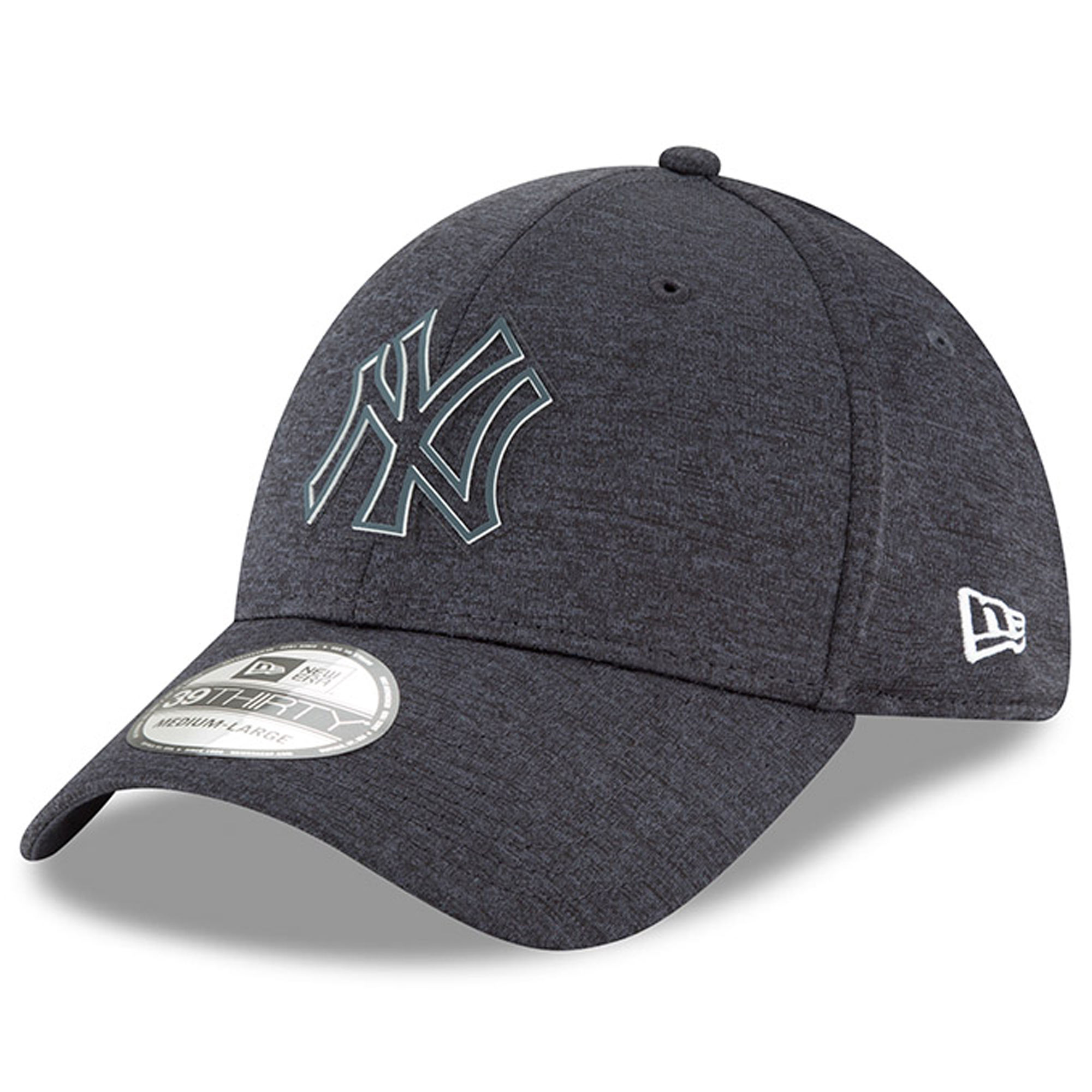 New York Yankees New Era 2018 Clubhouse Collection Classic 39THIRTY Flex Hat - Navy