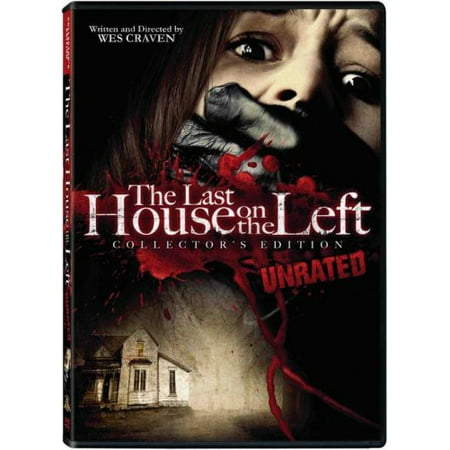 The Last House on the Left (DVD) (The Last Gingerbread House On The Left)