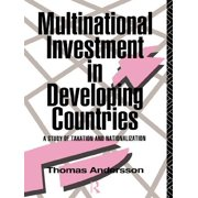 Multinational Investment in Developing Countries - eBook