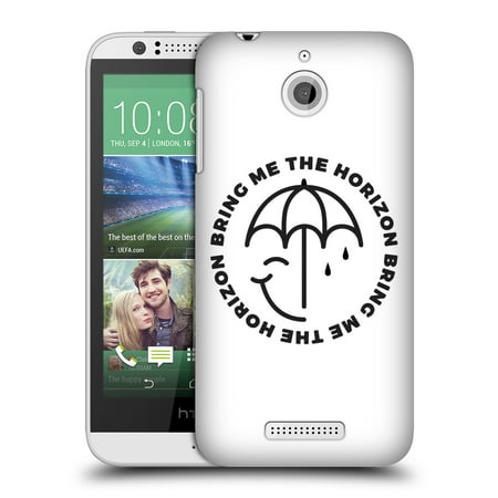 Official Bring Me The Horizon Key Art Hard Back Case For Htc Phones 2