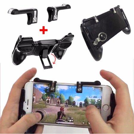 Myriann Game Pad Joystick Gaming Trigger Shooter 3 in 1 Controller for PUB Mobile Smart Phone Allen Bradley Smart Motor Controller